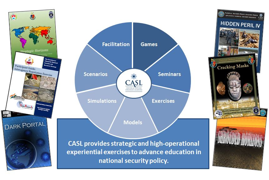 CASL services graphic
